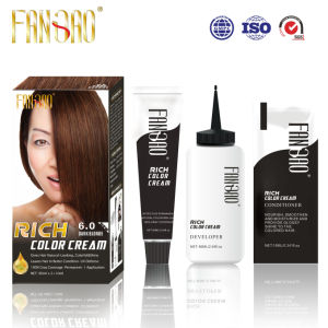 Colorful Moisturizing Natural Looking Rich Hair Color