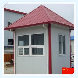 Hig Quality GB Standard Prefabricated House for Kiosk pictures & photos