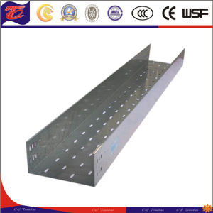 Galvanized Steel Ventilated & Perforated Cable Tray pictures & photos