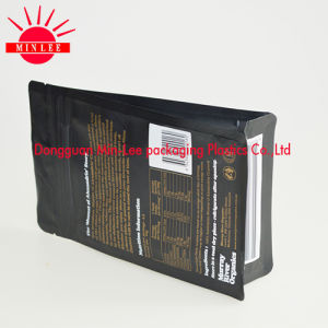 Square Bottom Aluminium Foil Bag for Coffee Food Packaging Bag pictures & photos