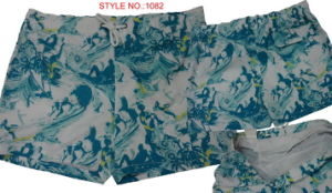 Men′s Casual Leisure Summer Printed Beach Shorts/Board Shorts pictures & photos