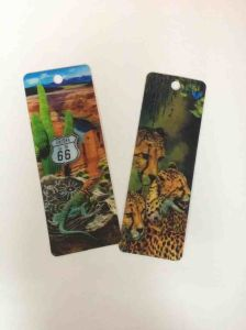 2015 Vivid PP 3D Bookmark for Children pictures & photos