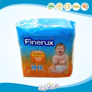 Cheap Price Big Promotion 2017 Baby Products China Factory OEM Baby Diaper pictures & photos