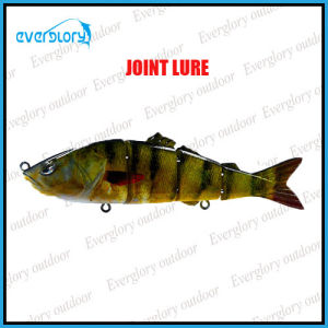 Good Selling and Special Popular Fishing Lure in Multi-Section pictures & photos