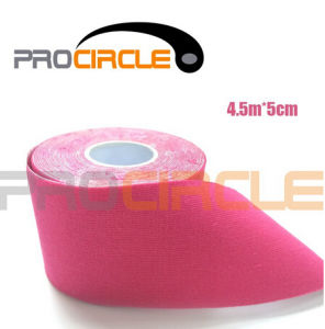 High Quality Athletic Sport Tape Sports Muscle Kinesiology Tape (PC-ST1006) pictures & photos