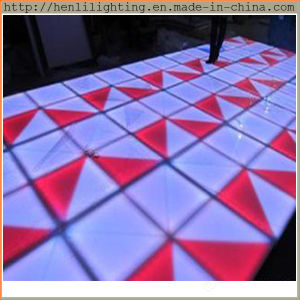 LED Dance Floor for Disco DJ Party Light (HL-307) pictures & photos