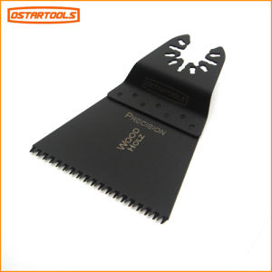 Bi Metal Wide Plunge Cut Blade for Cutting of Wood with Nails Staples Small Crews pictures & photos