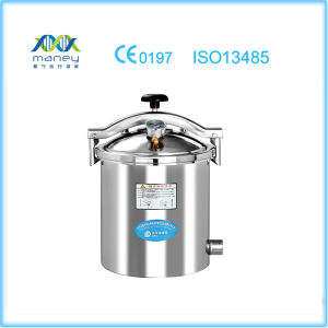 Electric or LPG Heated Autoclave Pressure Steam Autoclave (YX-12HM/18HM/24HM) pictures & photos