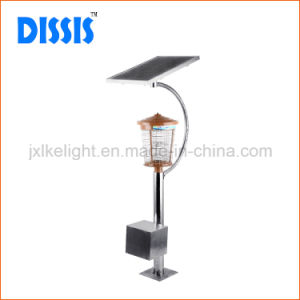 Solar Stainless Steel Farm Fly Killer Lamp