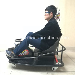 Factory Wholesale Adult Electric Soliding Tricycle 500W Go Kart pictures & photos