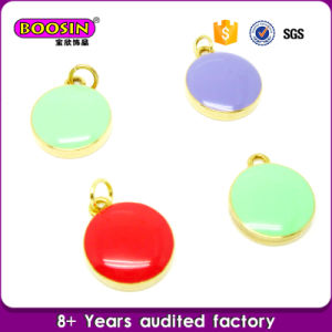 2016 New Designs Metal Emoji Stud Earring for Girls pictures & photos