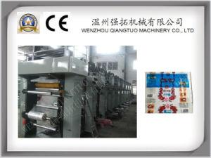 Multi Function Gravure Plastic Film Printing Machine