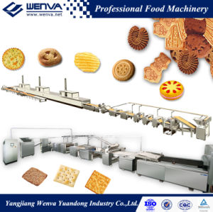 Biscuit Ligne De Production Industrielle Machine De Production De Biscuits pictures & photos