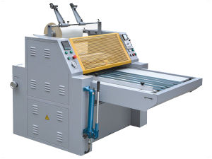 Manual Hydraulic Laminating Machine (YDFM-720/920/1200) pictures & photos