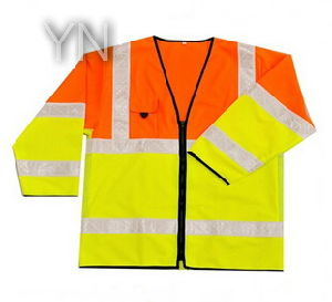 High Visibility Safety Traffic Reflective Jacket pictures & photos