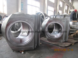 AISI410 Petrochemical machinery Valve Body Part Hot Forging pictures & photos