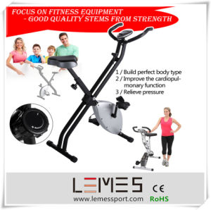 Folding Exercise Bike Magnetic Bike for Home User Spinning Bike pictures & photos
