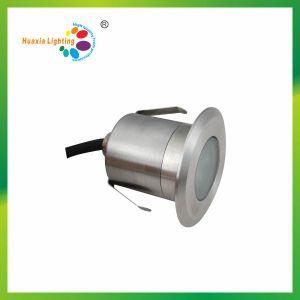 3watt IP68 Stainless Steel LED Inground Lamp pictures & photos