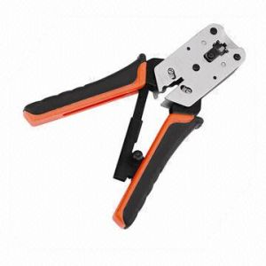Coaxial Cable Hand Compression Crimping Tool (ST-200R) pictures & photos