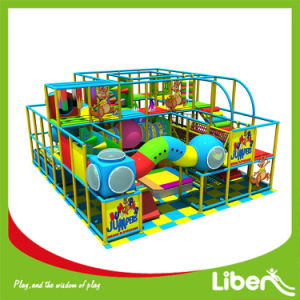 Reliable Quality and Best Design Kids Indoor Tunnel Playground pictures & photos