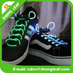 Lighting Antique Flashing Nylon LED Shoelace (SLF-NS017) pictures & photos