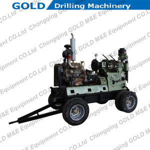 Borehole Drilling Equipment Large Diameter Water Well Drilling Rig pictures & photos