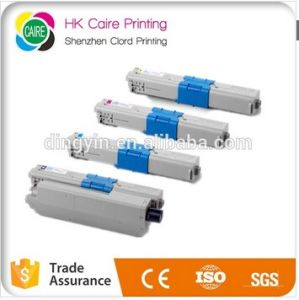 Compatible Toner Cartridge for Oki C310/C330/C351/C361 with Chemical Toner Powder pictures & photos
