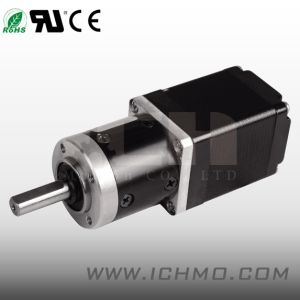 Hybrid Stepper Planetary Gear Motor (H281-1) with High Ratio pictures & photos