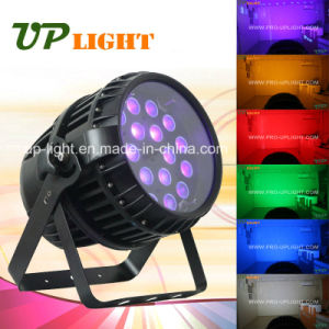 18X12W Rgbwauv 6in1 Outdoor LED PAR Zoom Wash for Theater pictures & photos