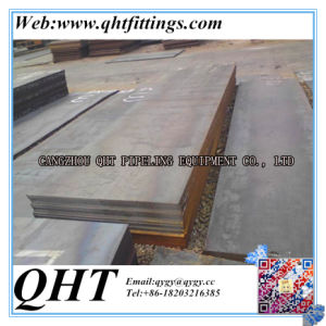 ASTM A242 A588 Grade a and B Corben Steel Plate pictures & photos