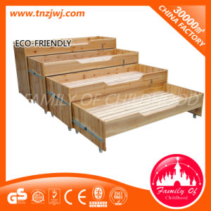Good Quality Kids Wooden Bed Cartoon Sleeping Bed for Sale pictures & photos