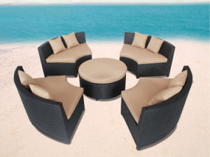 PE Rattan Furniture Garden Furniture Set pictures & photos