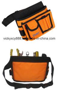 Multifunction Canvas Saddlebag Toolkit Workbag Tool Waist Bag (CY3369) pictures & photos