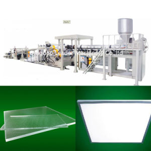 PMMA PS PC Light Guide Sheet Making Machine pictures & photos