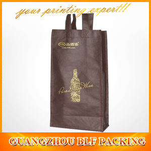Black PP Non Woven Bag Laminated (BLF-PNW004) pictures & photos