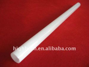 Milky White Quartz Glass Tube Heater pictures & photos