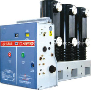 Vs1/R-12 Hv Vacuum Circuit Breaker with Lateral Operating Mechanism pictures & photos