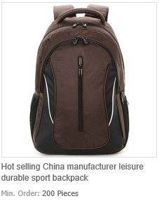 Leisure Durable Sport Backpack