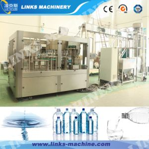 Glass Bottle Liquid Filling Capping Machine pictures & photos