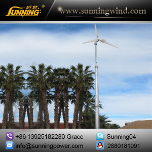 5000W Wind Turbine for Hybrid Power System pictures & photos