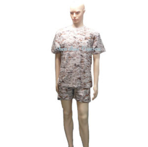 Desert Digital Camouflage Underwear Set for Army pictures & photos