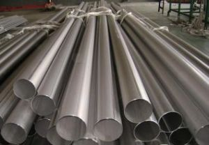 Bright Stainless Steel Welded AISI 201, 304 Pipe for Handrail pictures & photos