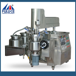 50-500L Lab Vacuum Emulsifying Machine pictures & photos