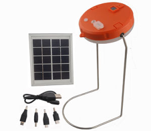 LED Camping Lantern with Solar for Reading pictures & photos