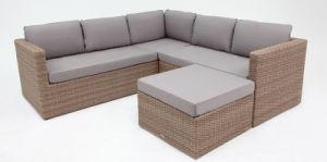 Patio Rattan Wicker Garden Outdoor Furniture Lounge Sofa Set