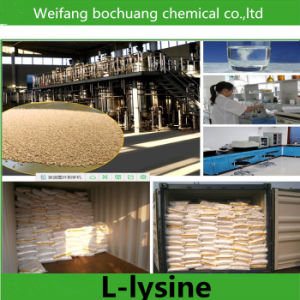 Manufacturer Supply Feed Grade L-Lysine Hydrochloride pictures & photos