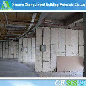 High Stability Fiber Cement EPS Sandwich Panel for Roof and Partition Walls pictures & photos