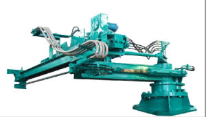 Kd Full Hydraulic Drilling Taphole Machine (Different Side Type) pictures & photos