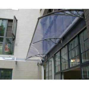Solid Polycarbonate of Sheet Awning Canopies Polycarbonate Sheet pictures & photos