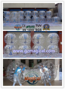 PVC & TPU Football Body Zorb Inflatable Bumper Ball Bubble Soccer Bumper Ball (RA-081) pictures & photos